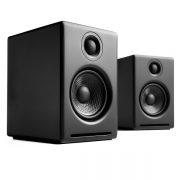 Audioengine A2+ Premium Powered Desktop Speakers – Pair – Black (2)