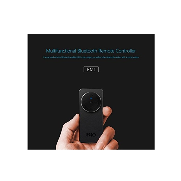 FiiO RM1 Multifunctional Bluetooth Remote Controller for X7 Music Player
