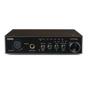 Fostex HP-A4BL Digital To Analog Converter & Balanced Headphone Amplifier (1)