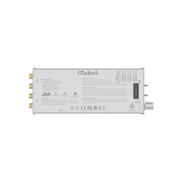 IFI Audio Mico iTube High End Class A Tube buffer Pre-Amplifier (3)