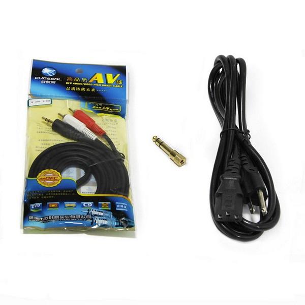 Little Dot MK2 6J1 X2 6N6 X2 Tube Pre-Amp & Headphone Amplifier (4)