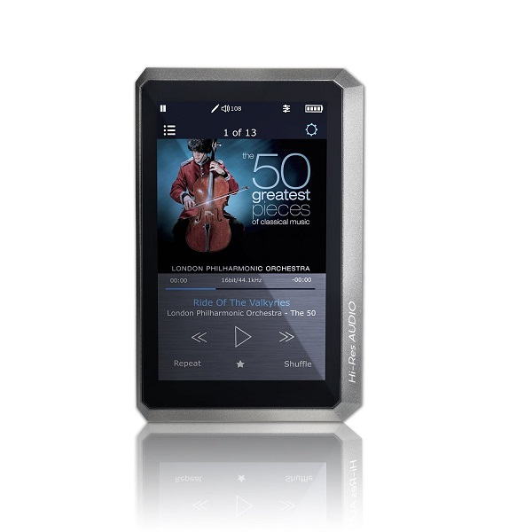 OPUS #1 Portable Mastering Quality Sound (MQS) Audio Player