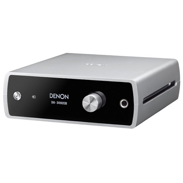 Denon DA-300USB High Resolution Audio Digital Analog Converter & Headphone Amplifier (1)