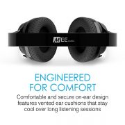 Mee Audio WAVE AF36 Bluetooth Wireless On-Ear Headphones + Headset Functionality