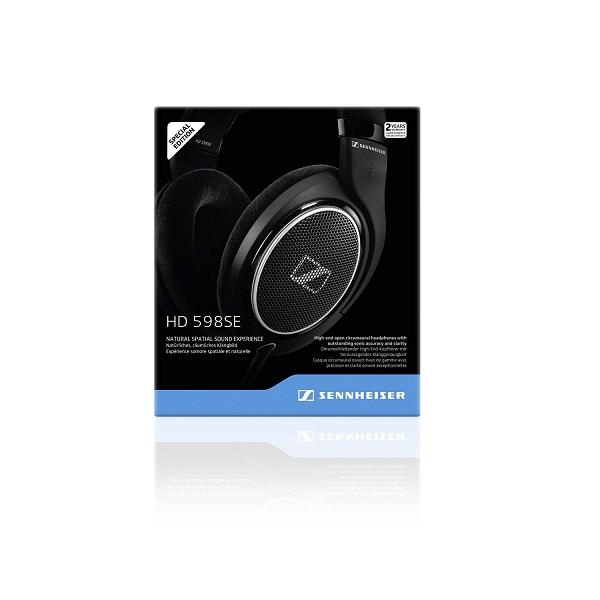 Sennheiser HD 598 Special Edition Audiophile Over-Ear Headphones