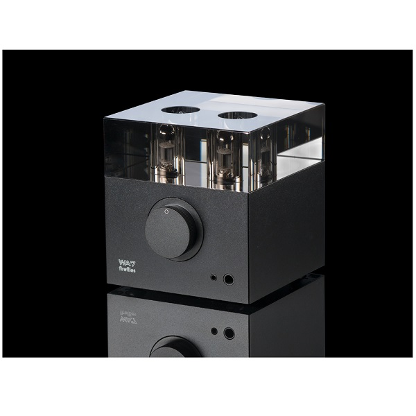 Woo Audio WA7 Fireflies Class-A Tube DAC & Headphone Amplifier – Black – 2016 ( ESS 9018 DAC ) (1)