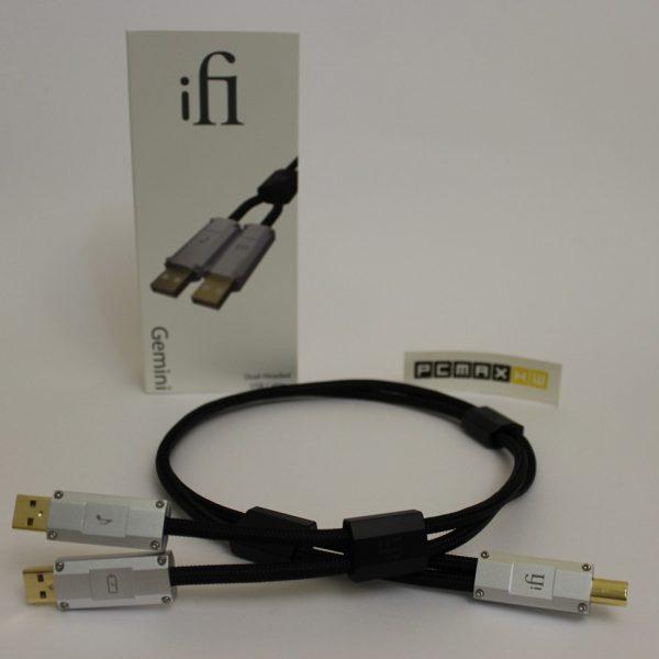 کابل 2 سر یو اس بی A به یو اس بی B جهت انتقال سیگنال الکتریسیته و دیتا برند IFI