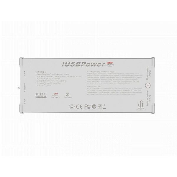 IFI Audio Micro iUSB 2.0 Power Supply