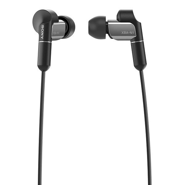Sony XBA-N1AP Premium High Res Audio In-Ear Headphones