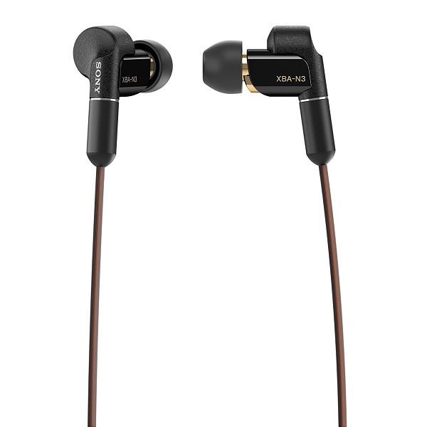 Sony XBA-N3AP Premium High Res Audio In-Ear Headphones
