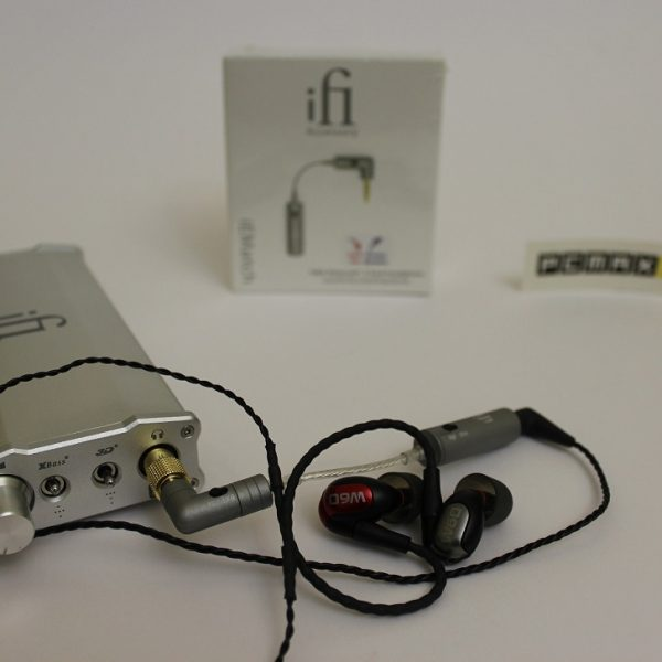 iFi Audio iEMatch Headphone Matcher