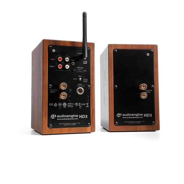 Audioengine HD3 Powered Bookshelf Speakers (4)