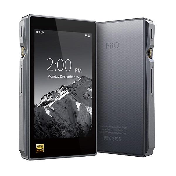 پخش کننده صوتی های رزلوشن فیو اکس 5 نسل 3 - FiiO X5 3rd Gen High Resolution Android Music Player