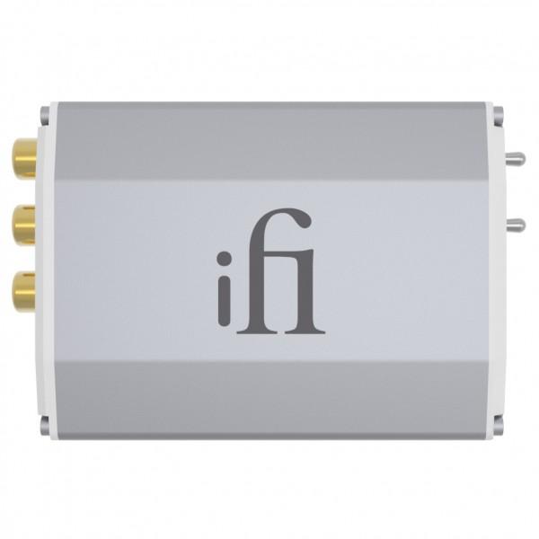 دک وایرلس IFI Audio Nano iONE Wireless DAC - پشتیبانی از بلوتوث و aptX