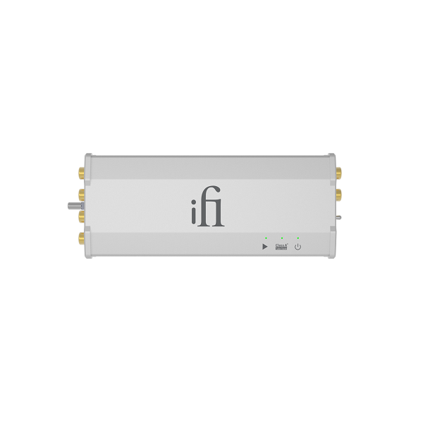 IFI Audio Micro iPhono 2 Class A TubeState Phono Preamplifier