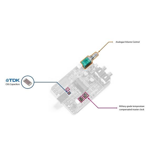 IFI Audio Nano iDSD LE DAC & Headphone Amplifier