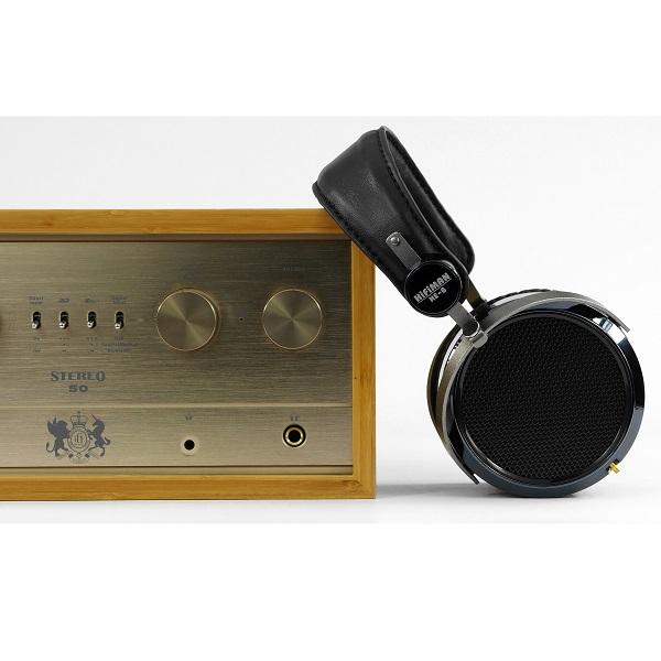 دیجیتال انالوگ کانورتر , امپلیفایر هدفون و اسپیکر و پری امپلیفایر با فونو داخلی , تمام کلاس A و تیوب IFI Audio Retro 50