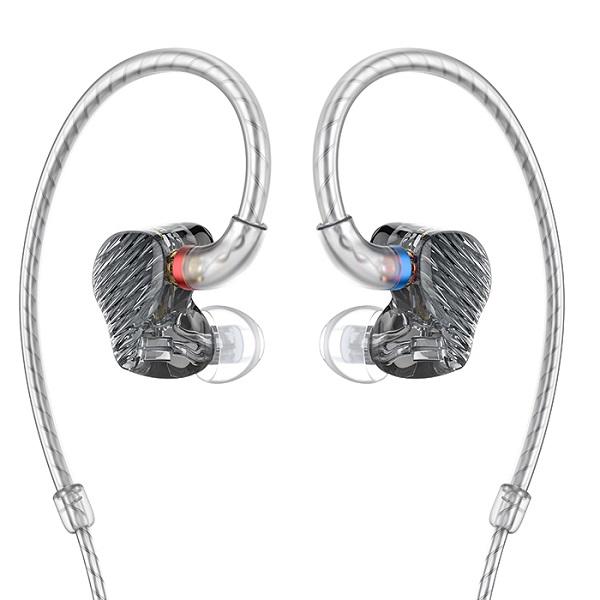 ایرفون Fiio مدل FA7 با 4 درایو بالانس ارماچر Fiio FA7 Quad Driver Balanced Armature In-Ear Monitors