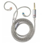 FiiO LC-4.4B 4-Stranded High-Purity Monocrystalline Silver-Plated Copper MMCX Cable