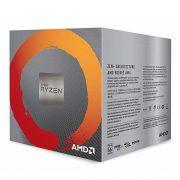 AMD Ryzen 5 3400G 4-core, 8-Thread Unlocked Desktop Processor with Radeon RX Graphics پردازنده نسل سوم برند AMD سری رایزن 5 مدل 3400G به همراه گرافیک داخلی RX VEGA 11