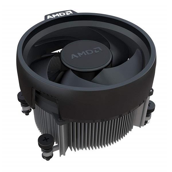 پردازنده نسل سوم برند AMD سری رایزن 5 مدل 3600 با 6 هسته فیزیکی و 12 رشته پردازشی AMD Ryzen 5 3600 6-Core, 12-Thread Unlocked Desktop Processor with Wraith Stealth Cooler