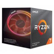 پردازنده نسل سوم برند AMD سری رایزن 7 مدل 3700X با 8 هسته فیزیکی و 16 رشته پردازشی AMD Ryzen 7 3700X 8-Core, 16-Thread Unlocked Desktop Processor with Wraith Prism LED Cooler