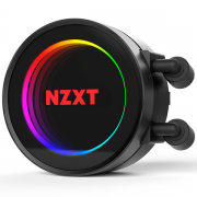 NZXT Kraken X52 All-in-One RGB CPU Liquid Cooling System خنک کننده مایع - واترکولر RGB برند NZXT مدل Kraken X52