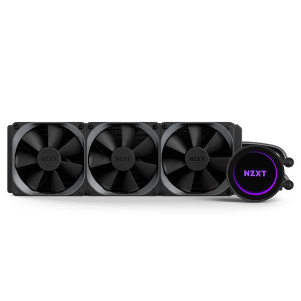 NZXT Kraken X72 All-in-One RGB CPU Liquid Cooling System خنک کننده مایع - واترکولر RGB برند NZXT مدل Kraken X72