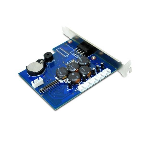 NZXT Sentry LXE High Performance Touch Screen Fan Controller فن کنترلر صفحه لمسی اکسترنال برند NZXT مدل LXE