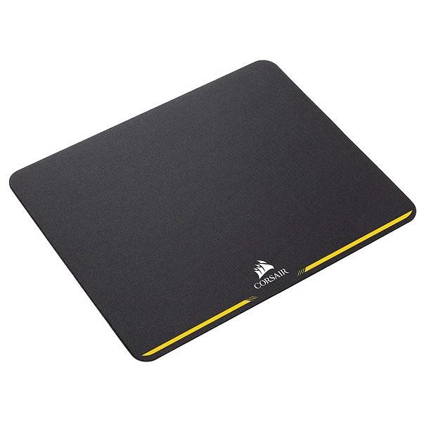 Corsair MM200 Cloth Gaming High-Performance Mouse Pad Optimized for Gaming Sensors - Compact Edition موس پد حرفه ای گیمینگ برند Corsair مدل MM200 با ابعاد Compact Edition - بهینه سازی شده برای گیمینگ و موس های با سنسور گیمینگ برای دقت در حداکثر حرکت