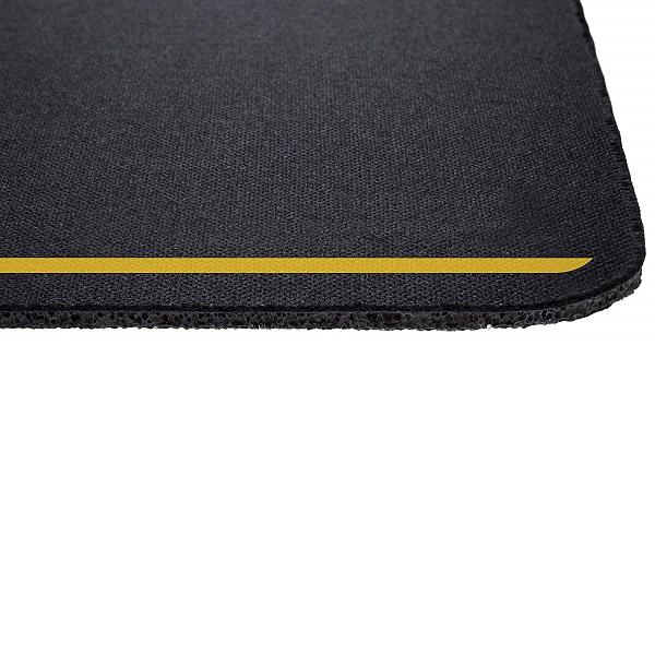 Corsair MM200 Cloth Gaming High-Performance Mouse Pad Optimized for Gaming Sensors - Extended موس پد حرفه ای گیمینگ برند Corsair مدل MM200 با ابعاد Extender - بهینه سازی شده برای گیمینگ و موس های با سنسور گیمینگ برای دقت در حداکثر حرکت