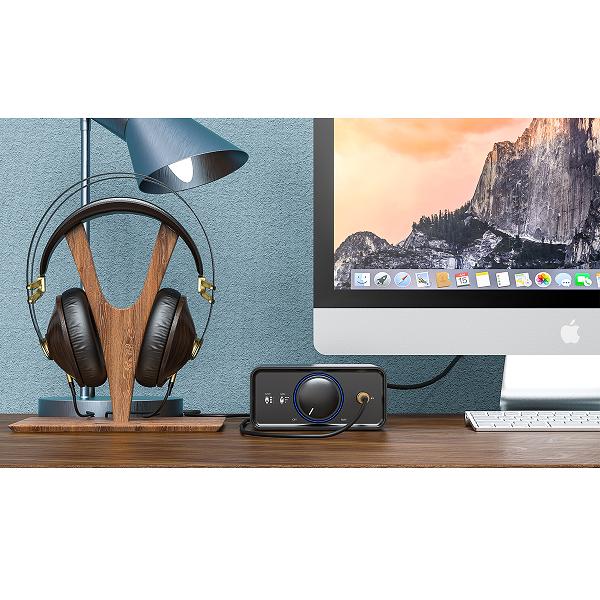 Fiio K5 Pro DSD512 , 768K 32Bit DAC & Headphone Amplifier امپلیفایر و دک برند FIIO مدل K5 Pro با پشتیبانی از DSD512 و 768K 32Bit