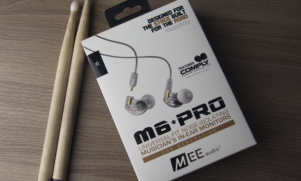 Mee Audio M6 Pro 2nd Gen Noise-Isolating Musician's In-Ear Monitors ایرفون می ادیو ام 6 پرو نسل دوم