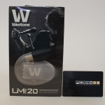 Westone UM Pro 20 High Performance Dual Driver Noise Isolating In Ear Monitors