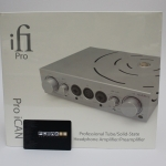 IFI Audio Pro iCan Hybrid Fully Balanced Class A Solid State & Tube Audiophile Headphone Amplifier - IFI Audio iran retailer - WWW.PCMAXHW.COM